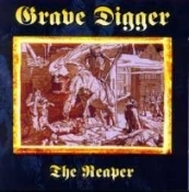 GRAVE DIGGER (germany)-  the reaper   (0052)