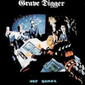 GRAVE DIGGER (germany)-  war games   (0049)