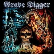 GRAVE DIGGER (germany)-  rheingold   (0050)