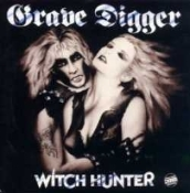 GRAVE DIGGER (germany)-  witch hunter   (0053)