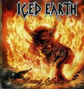 ICED EARTH  (usa) -burnt offerings    (0056)