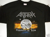 ANTHRAX, (thrash metal)   X-L  178