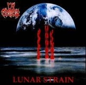 IN FLAMES (sweden)-  Lunar Strain  (0243)