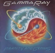 GAMMA RAY (germany)-  Insanity And Genius   (0047)