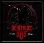 DESTROYER 666 (aus) Cold Steel...For An Iron Age    0012