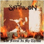 SATYRICON (nor)- split Enslaved
