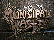 MUNICIPAL WASTE ...(thrash metal)   017