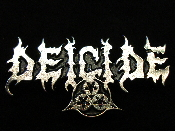 DEICIDE ...(black death)  363