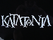 KATATONIA  decal...(doom metal)    011