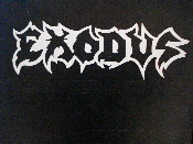 EXODUS  decal...(thrash metal)    012