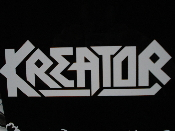 KREATOR  decal...(thrash  metal)    016