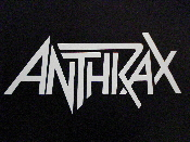ANTHRAX  decal...(thrash  metal)    017