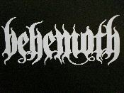 BEHEMOTH  decal...(black death)    018