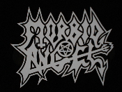 MORBID ANGEL  decal...(black death)    019
