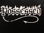 POSSESSED  decal...(death thrash)    029