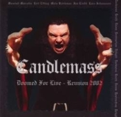CANDLEMASS  (sweden) -doomed for live reunion 2002 (0127)