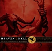 HEAVEN & HELL (uk)-the devil you know  (0130)