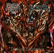 ETERNAL RUIN (usa)/LEUKORRHEA SPLIT -denied existence (0188)