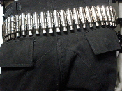 M60 Bullet Belt - Nickle Sheells Nickle Link (HARD CORE)   016