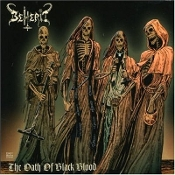 BEHERIT ...(sweden)   - The Oath of Black Blood  (DigiPack)
