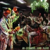 MORTICIAN (usa) -Re-Animated Dead Flesh   (03)