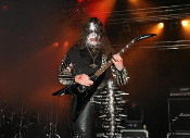 GORGOROTH ...LEATHER GIANT SPIKED SHIN GUARD   (MDLSG0088)