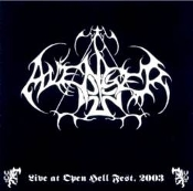 AVENGER  (Czech-Republic )  -Live at Open Hell Fest, 2003 (0213)