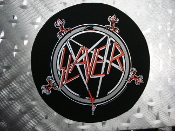 SLAYER ..Haunting The Chapel...(thrash metal)     (092)