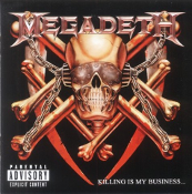 MEGADETH  (usa) - Killing Is My Business...   (0090)