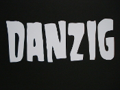DANZIG  decal...(goth metal)    115