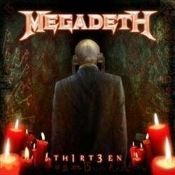 MEGADETH (usa) - Th1rt3en  (03)