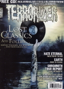 TERRORIZER (UK ) #167 Lost Classics. Free Cd     005