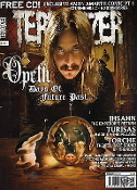 TERRORIZER (UK ) #171 Opeth. Free Cd     006