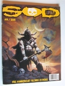 SOD (US ) #16 Death Metal. Free Cd    012