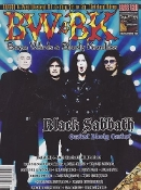 BW & BK (CAN ) #88 Black Sabbath. Free Cd    022