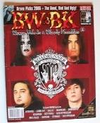 BW & BK (CAN ) #93 Road Runner. Free Cd    023