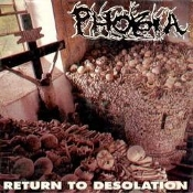 PHOBIA (USA) - Return to Desolation  (01)