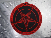 BAPHOMET ...(black metal)   127*