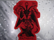 BAPHOMET ...(black metal)    308*