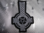 CELTIC CROSS ,,(black metal)    1297*