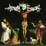 ADVERSARY OF EXISTENCE ...(USA) - Lamb Of Disease