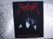 EMPEROR ...Wrath Of The Tyrant..(black metal)   RACK035