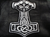 THOR HAMMER GOD...(viking metal)   148*
