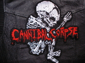 CANNIBAL CORPSE ...(death metal)   175*
