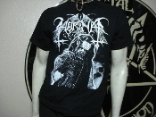 HORNA, (black metal)   XXL  032