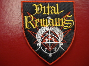 VITAL REMAINS...(black death)   525