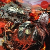 SODOM  (germany)-  In War And Pieces (2-Colored LP) 180 gr  (10)