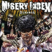 MISERY INDEX  (u.s.a)-  Dissent  (LP)   (017)