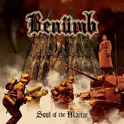 BENUMB  (u.s.a)-  Soul Of The Martyr  (LP)   (019)