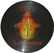 1349  (norway)-  Liberation  (Picture Disc) Limited Edit